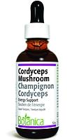 Botanica Cordyceps Mushroom tincture 50 ml
