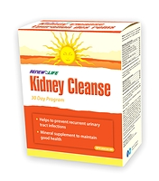 Renew Life Total Kidney Cleanse 30 Day Program