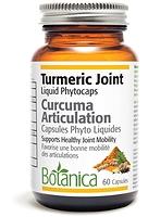 Botanica Turmeric Joint 60 liquid phytocaps