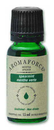 Aromaforce Essential Oil Spearmint -Mentha Spicata 15 ml