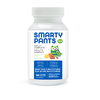 SmartyPants Adult Complete Multivitamin 180 Gummies