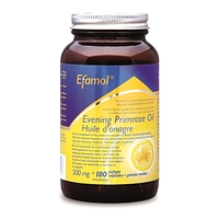 Efamol Evening Primrose Oil 500 mg 180 Softgel Capsules
