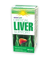 Renew Life Critical Liver Support 90 Vcaps