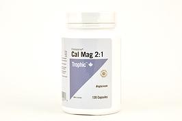 Trophic Cal Mag 2:1 120 Capsules