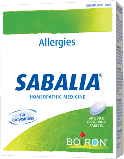 Boiron Sabalia Allergies 60 tablets