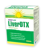 Renew Life Liver Detox 30 Day Program
