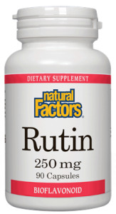 Natural Factors Rutin 250 mg 90 caps