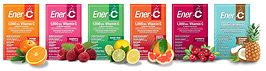 Ener-C Effervescent Powdered Vitamin C Pack with 30 single servings 282 g