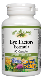 Natural Factors Eye Factors Formula 90 caps