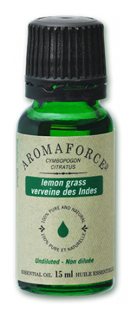 Aromaforce Essential Oil Lemon Grass -Cymbopogon Citratus 15 ml