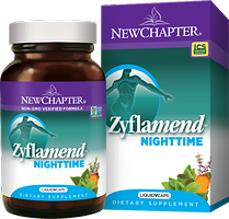 New Chapter Zyflamend Nighttime 60 gels