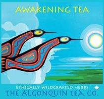 Algonquin Tea Company Awakening Tea 16 tea bags / 18 g