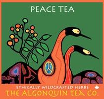 Algonquin Tea Company Peace Tea 16 tea bags / 18 g