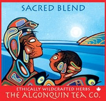 Algonquin Tea Company Sacred Blend 16 tea bags / 18 g