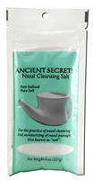 Ancient Secrets Nasal Cleansing Salt 226g bag