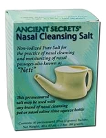 Ancient Secrets Nasal Cleansing Salt 40 x 2g packets (80g)