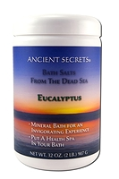 Ancient Secrets Dead Sea Bath Salts 907g / 2 lb - choice of scent