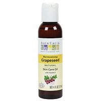 Aura Cacia Grape Seed Skin Care Oil 118ml