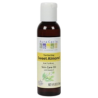 Aura Cacia Sweet Almond Skin Care Oil 118ml