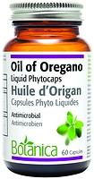 Botanica Oregano Oil  60 liquid phytocaps