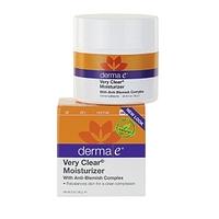 Derma E Very Clear Moisturizer 54 g
