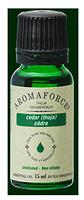 Aromaforce Essential Oil Cedar (Thuja) - Thuja occidentalis 15 ml