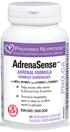 Preferred Nutrition  AdrenaSense 180 Vcaps