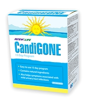 Renew Life CandiGone 15 Day Program