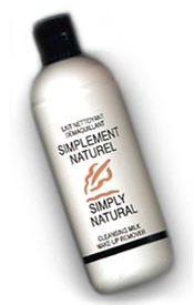 Simply Natural Cleansing Milk 268ml