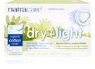 Natracare Dry & Light Pads for Sensitive Bladder 20-count