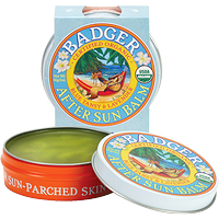 Badger After Sun Balm Blue Tansy & Lavender Organic 56 g / 2 oz