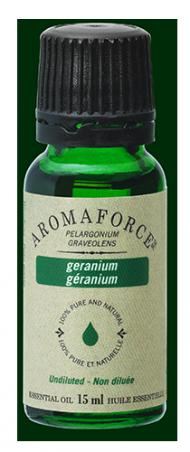 Aromaforce Essential Oil Geranium - Pelargonium Graveolens 15 ml