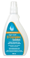 Prairie Naturals B-Complex Solution Liquid 500ml