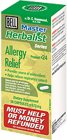 Bell Lifestyle Products Allergy Relief Product #24 30 capsules