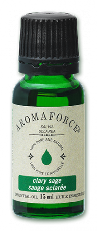 Aromaforce Essential Oil Clary Sage -Salvia Sclarea 15 ml