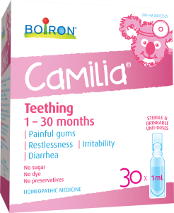 Boiron Kids Camilia Teething 10 doses