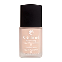 Gabriel Moisturizing Liquid Foundation Pale Ivory 30 ml
