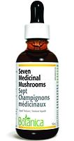 Botanica Seven Medicinal Mushrooms tincture 50 ml
