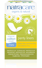 Natracare Panty Liners Mini 30-count