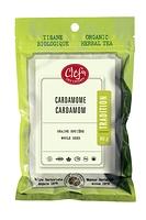 Clef des Champs Cardamom Whole Seed Pod Organic 90 g