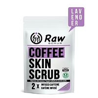Raw Scrub Coffee Skin Scrub 210g