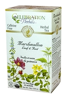 Celebration Herbals Marshmallow Leaf & Root 24 Tea Bags / 24 g