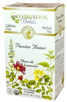 Celebration Herbals Passion Flower Herbal Tea 24 Tea Bags / 36 g