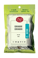 Clef des Champs Coriander Seed Whole Organic 60 g
