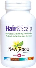 New Roots Hair & Scalp 60 gels