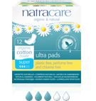 Natracare Ultra Pads Super 12-count