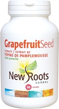New Roots Grapefruit Seed Extract with Wormwood 90 caps