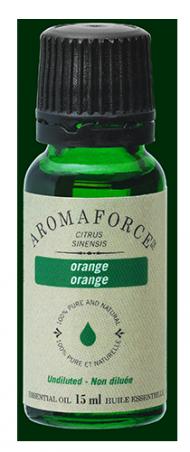 Aromaforce Essential Oil Orange -Citrus Sinensis 15 ml