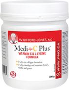 W.Gifford-Jones, MD Medi C Plus 300 g