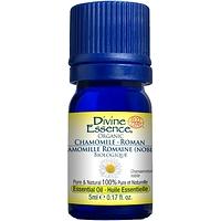 Divine Essence Essential Oil Chamomile Roman Organic - Chamaemetum nobile 5 ml